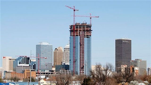 OKC Tops List Of Most Economically Secure Cities