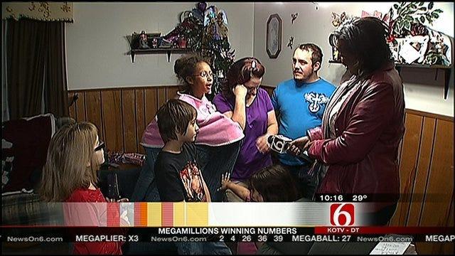 Christmas Angel Visits Oklahoma