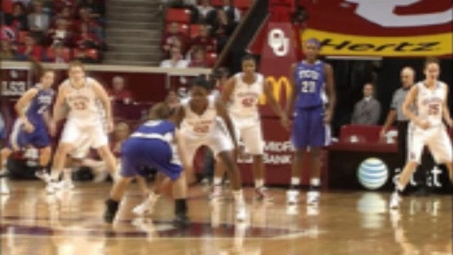OU Women Take Fifth Straight With Win Against TCU