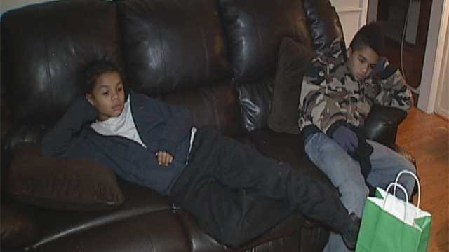 Burglars Steal Christmas From Oklahoma City Family