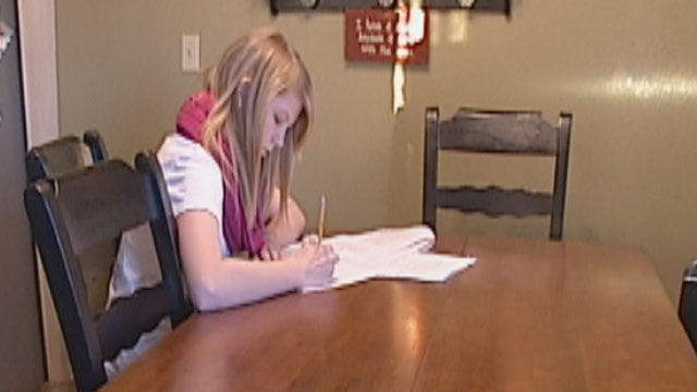 Learning Doesn't Stop During Snow Days For Many Students