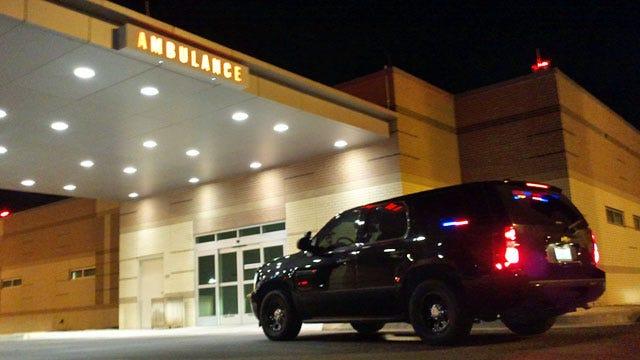 Yukon Police: Starter Pistol Fired Inside Hospital
