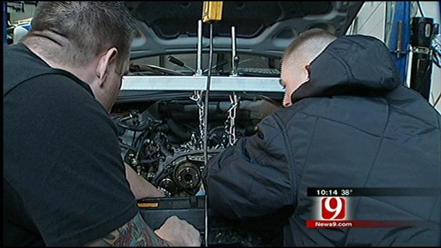Auto Shop Offering Free Car Repair Services This Weekend