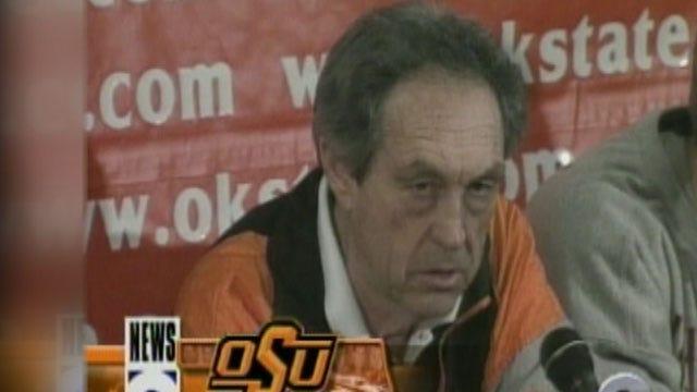 Coach Eddie Sutton Still Hit Hard By OSU Plane Crash