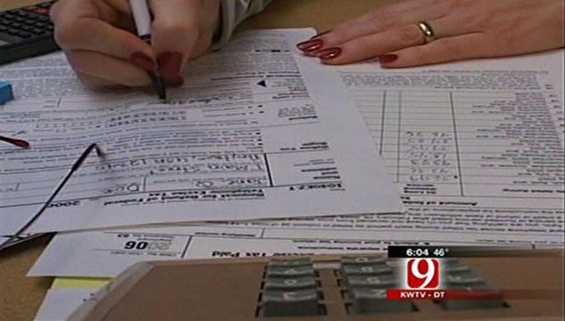 IRS Says Tax Returns Could Be Delayed For Some