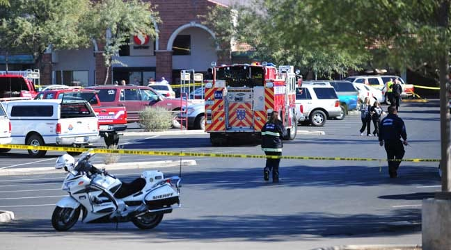 Arizona Congresswoman Wounded, 6 Killed In Tucson Shooting