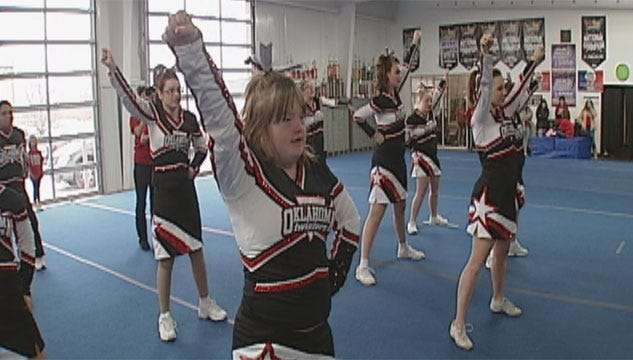 Special Needs Cheer Team Needs Help Getting To Nationals