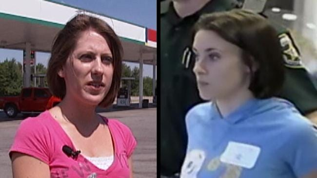 Chouteau, Oklahoma, Casey Anthony Look Alike Assaulted