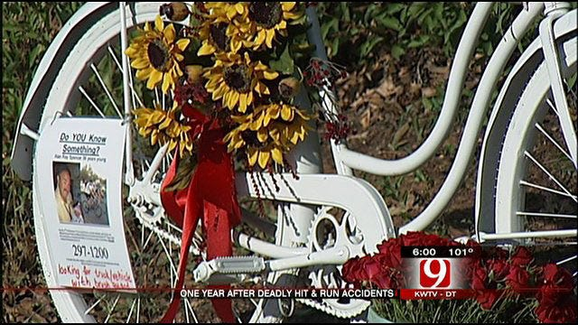 Cyclists Seek Answers To Unsolved Death One Year Later