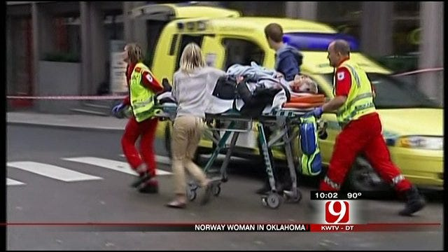Oslo, Oklahoma City Bombings Share Characteristics