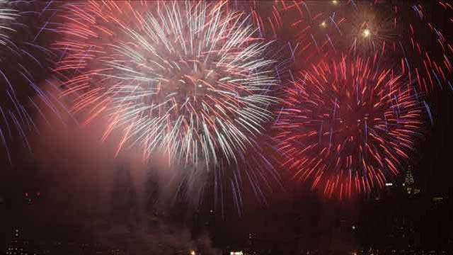 EMSA Urges Caution With Fireworks