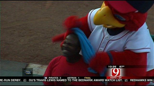 RedHawks' Walkoff Tops Iowa At Home