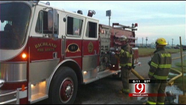 Three Neighbors Breathe Life Into Aging Volunteer Fire Department