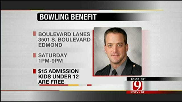 Boulevard Bowl Hosts Benefit For Chad Peery