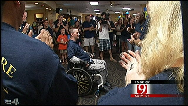 Edmond Fundraiser Benefits Injured OKC Officer
