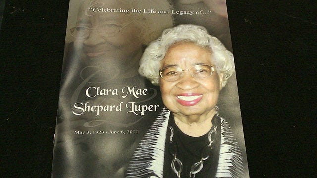 Thousands Attend OKC Funeral Service For Clara Luper