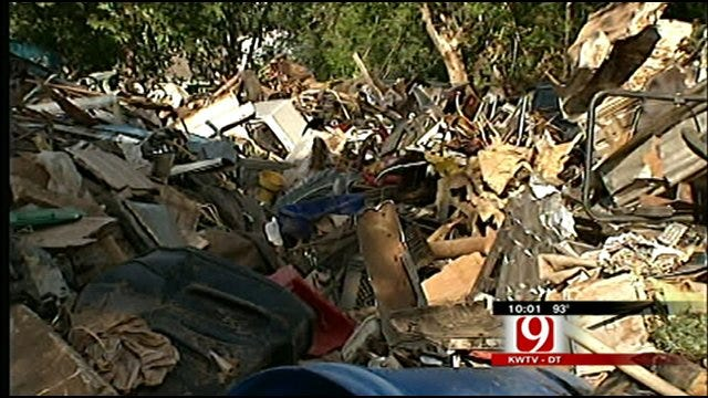 City Makes Mess, Charges Homeowner For Clean-Up