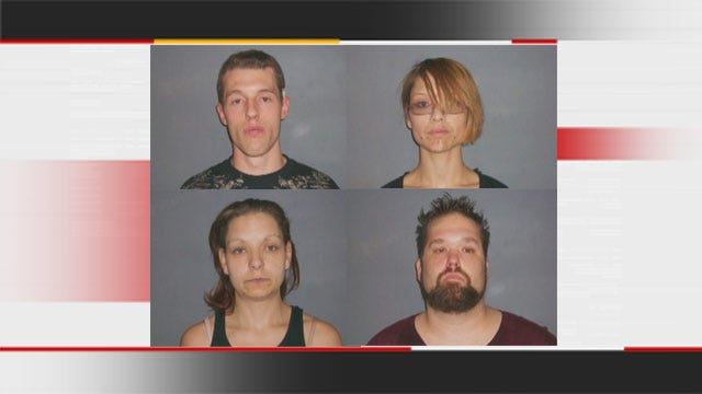 Suspects In Beating, Tattooing Of Del City Man Reach Plea Deal