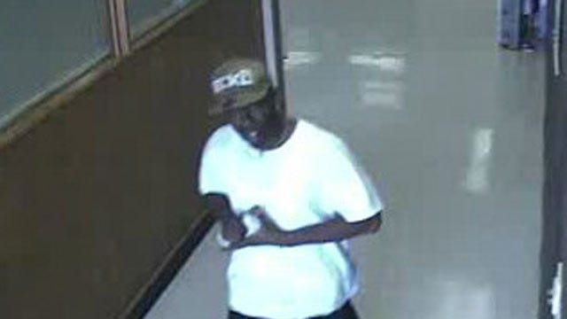 FBI Releases Surveillance Pictures In OKC Bank Robbery