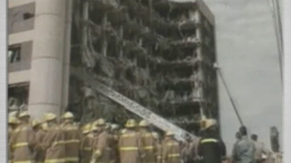 State Senator Outraged By Images Of Murrah Bombing In Firefighters Union Ad