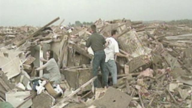 Moore Residents Remember May 3 Tornadoes
