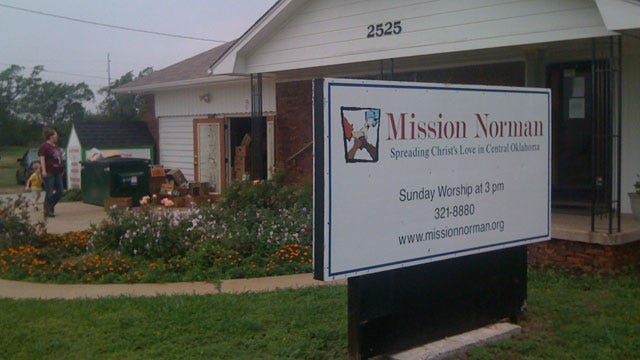 Mission Norman Targeted By Thieves