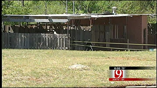 Police Find Body In Northeast OKC Carwash