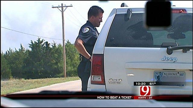 Oklahoma Police Offer Tips On Avoiding Traffic Tickets