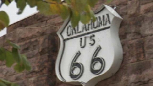 Route 66 Immortalized In Chandler Interpretive Center