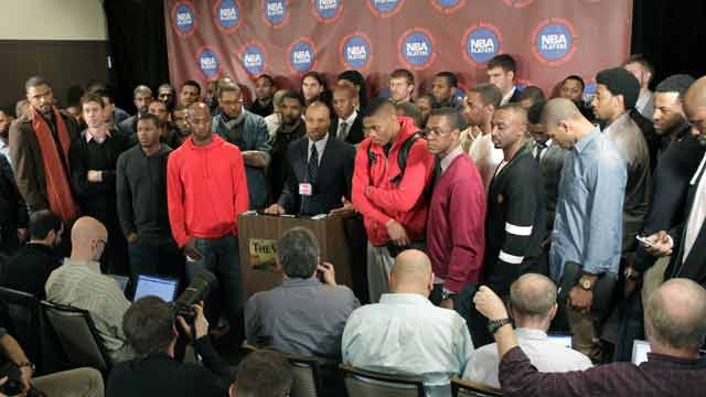 NBA Players Reject Latest Offer