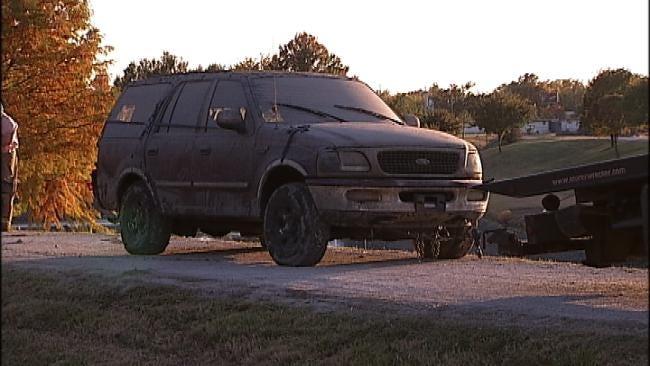 Police Say Body Found In East Tulsa Pond Was Sheila Scott