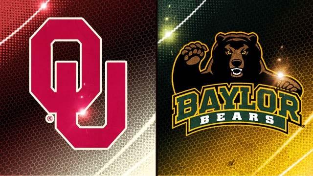 Vitals: Oklahoma vs. Baylor