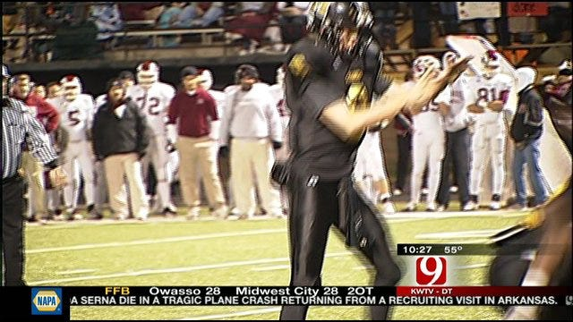 Friday Night Roundup: Anadarko Rolls, Owasso Prevails In 4OT