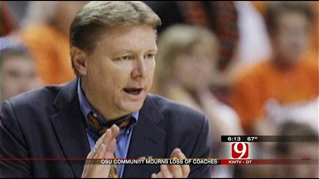 OSU Community Mourns Loss Of Coaches In Plane Crash