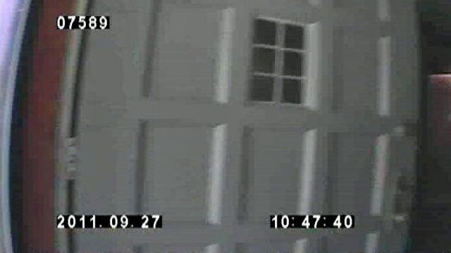When A Stranger Knocks: A Crime Safety Test