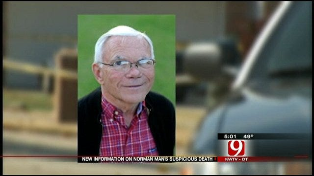 Two Arrested In Death Of Norman Elderly Man