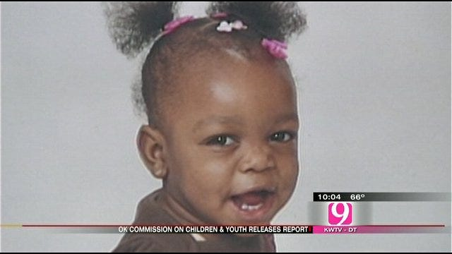 Agency's Report Details Events Leading To OKC Toddler's Death