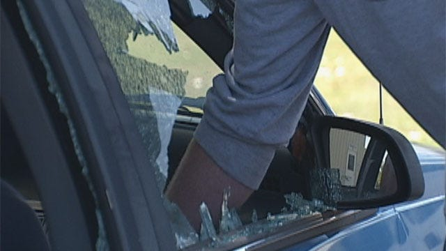 Norman Police Cracking Down On Car Burglaries