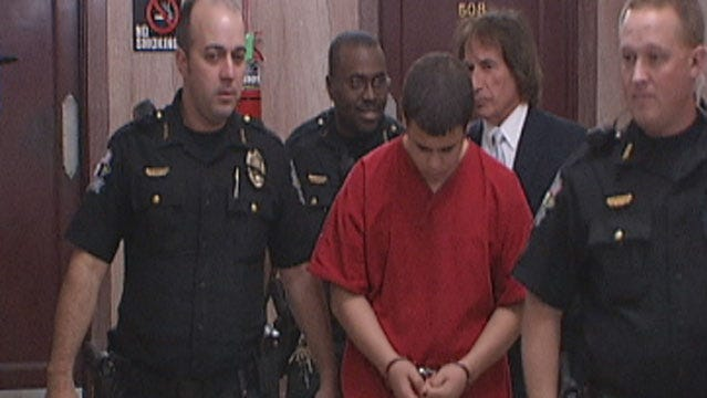 OKC Teen Accused In Elderly Couple's Death Appears In Court