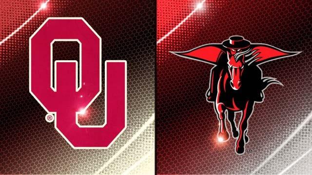 Vitals: Oklahoma vs. Texas Tech