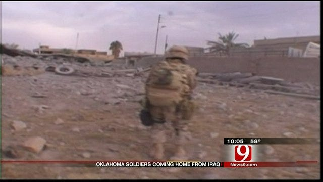 Oklahomans' Reactions Mixed To Iraqi Troop Withdrawal