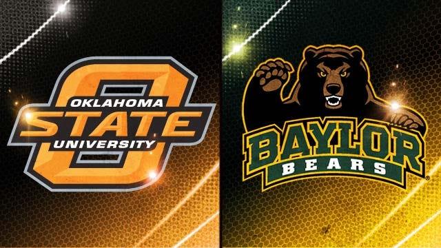 Vitals: Oklahoma State Cowboys vs. Baylor Bears