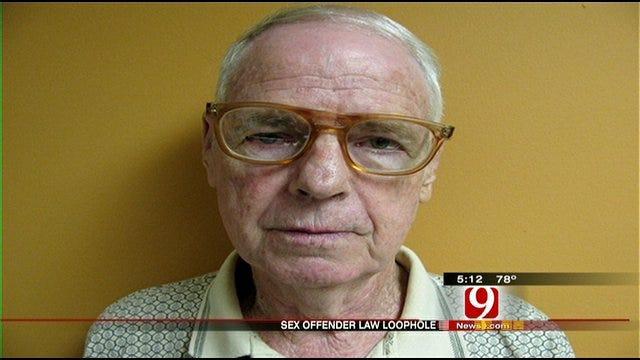 OKC Parents Concerned Over Sex Offender Living Close To School