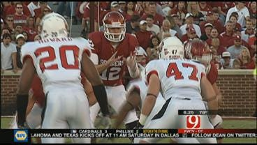 Experience On OU's Side Against Longhorns