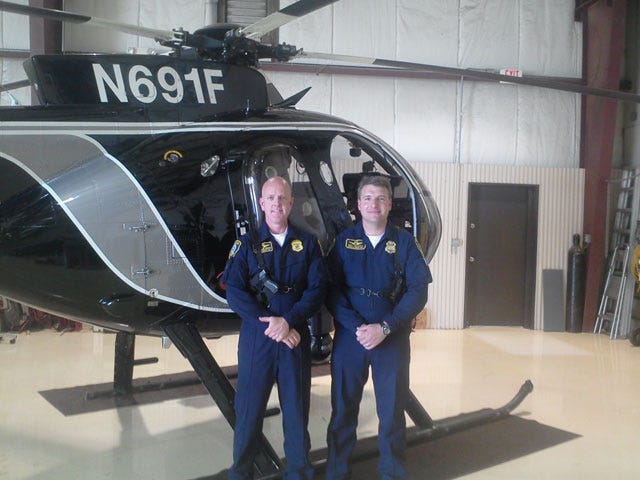 Eye In The Sky, An Inside Look At OKCPD's Air One
