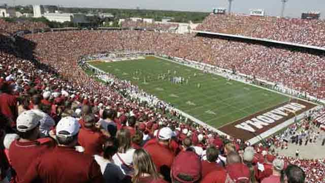 Oklahoma vs. Texas Fan Facts And Travel Guide