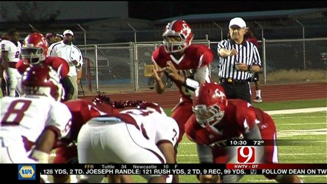Oklahoma High School Football Roundup