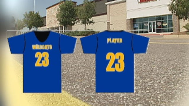 OKC Company Says Deal's Off To Little League Football Team Uniforms