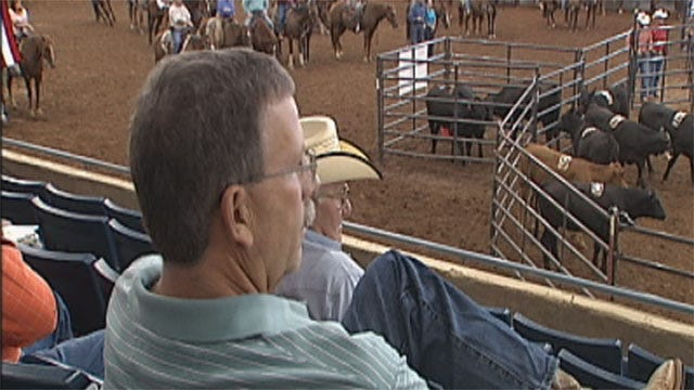 Ranchers Sort Out Livelihoods At Oklahoma State Fair