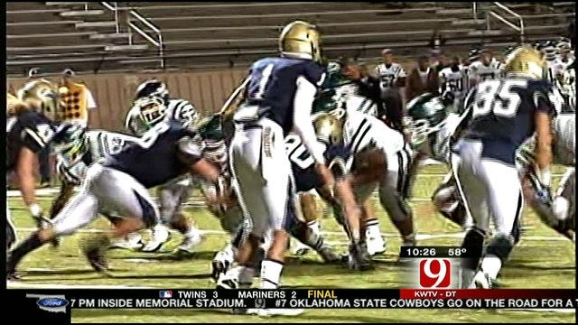 Muskogee Wins Thriller, Leaves Southmoore Heartbroken